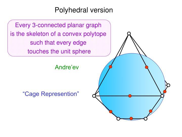 Polyhedral version
