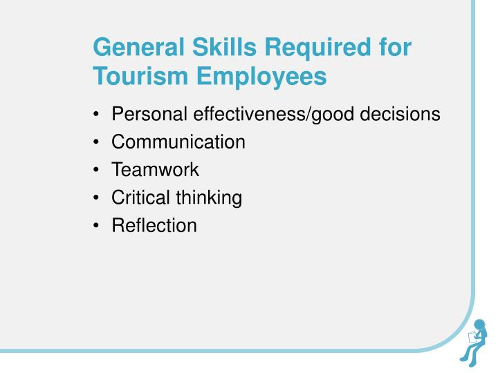 General Skills Required for