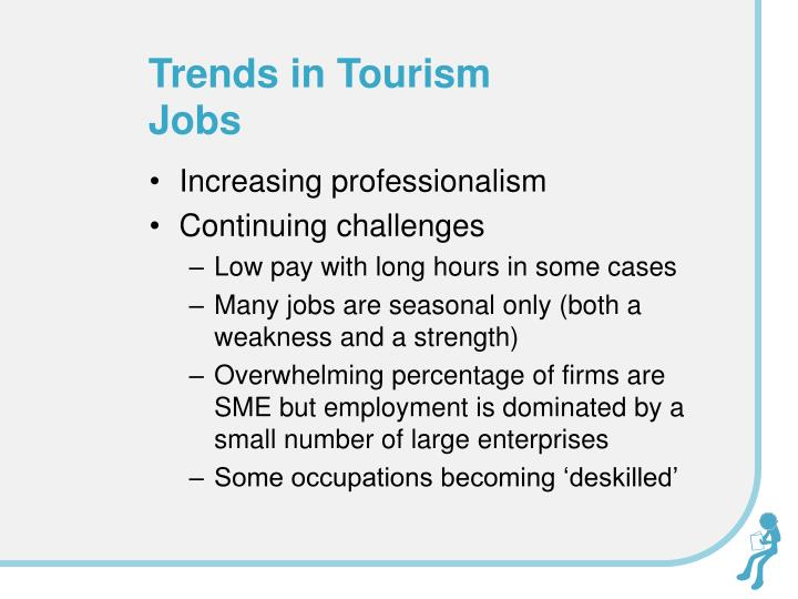 Trends in Tourism Jobs