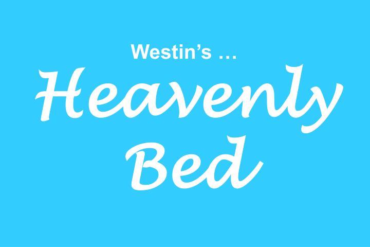Westin's …