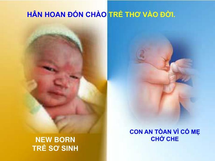 HÂN HOAN ĐÓN CHÀO