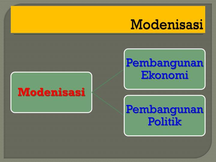Modenisasi