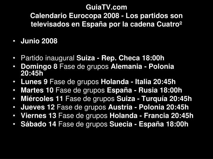 GuiaTV.com