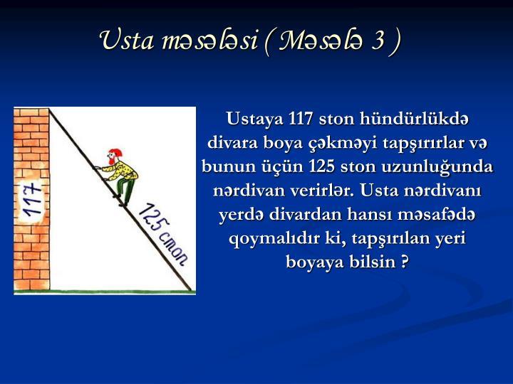 Ustaya 117 ston h