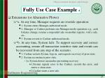fully use case example 4