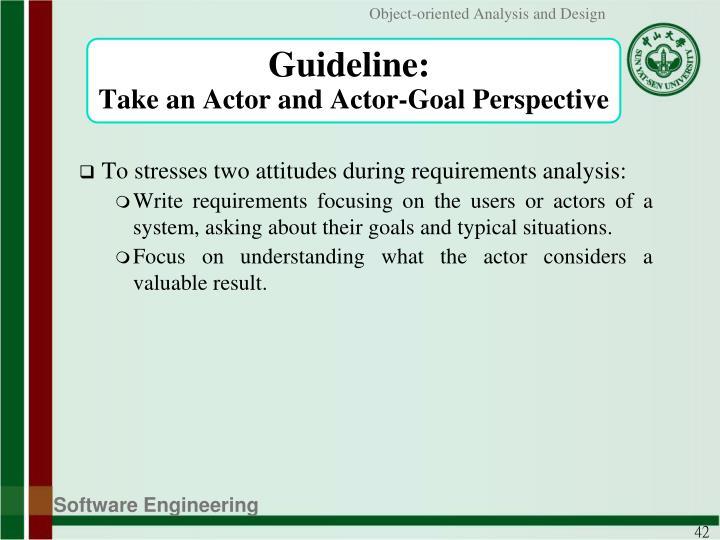 Guideline: