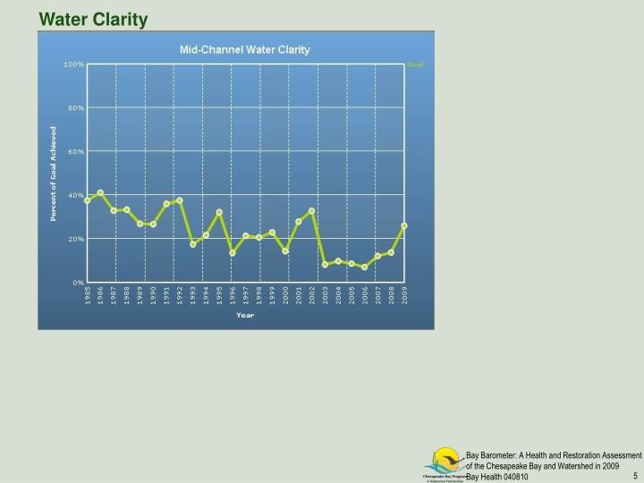 Water Clarity