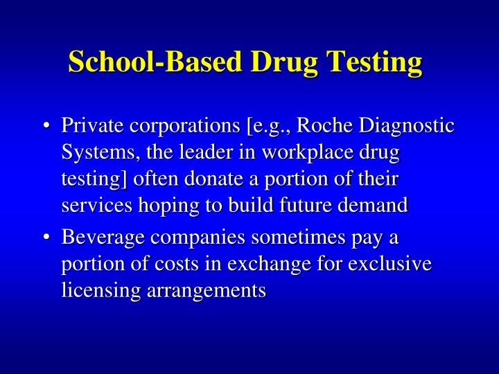 School-Based Drug Testing