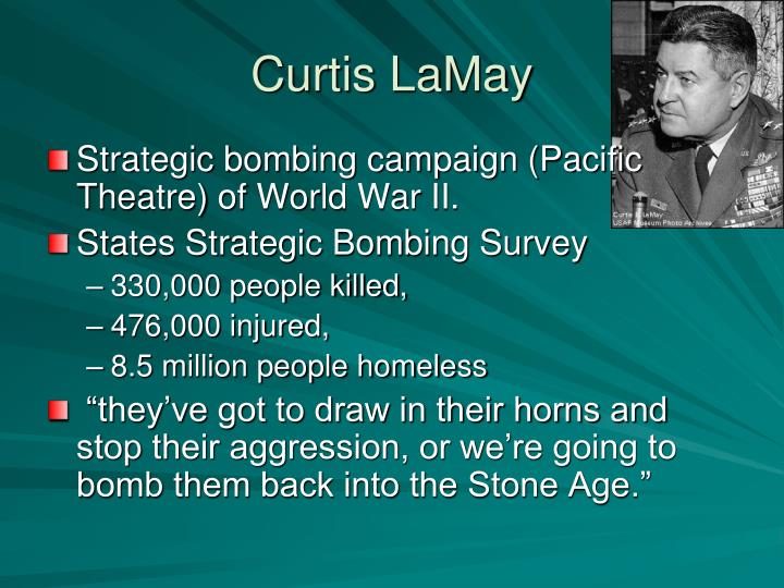 Curtis LaMay