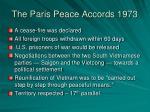 the paris peace accords 1973