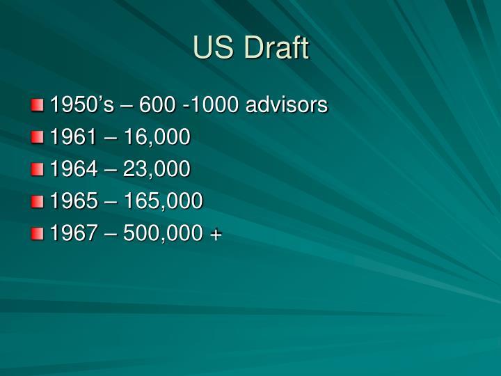 US Draft