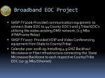 broadband eoc project1