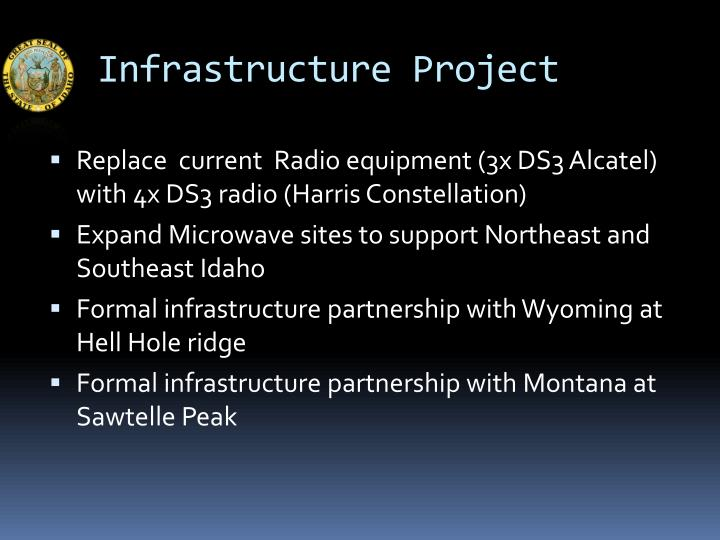 Infrastructure Project