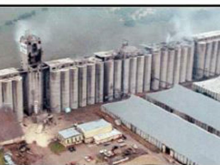 Grain Dust Explosions