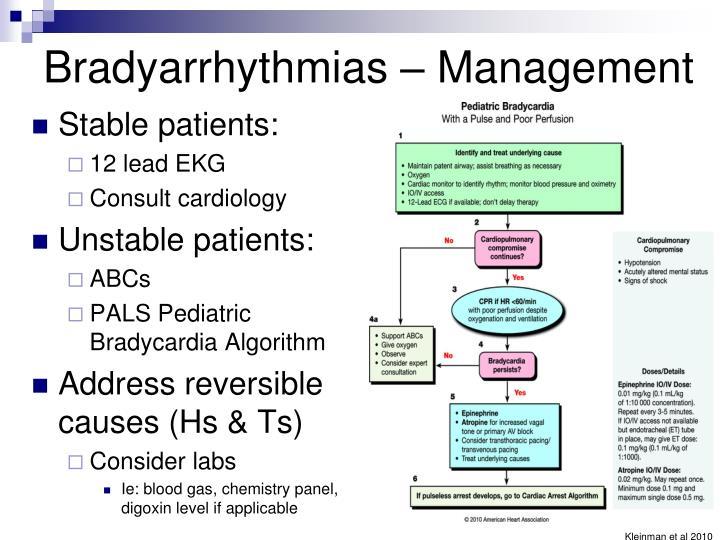 PPT - Bradycardia Powe...