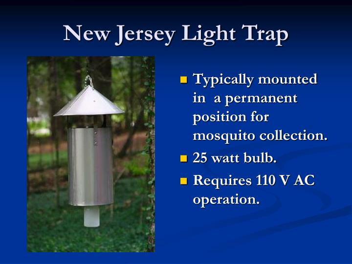 New Jersey Light Trap
