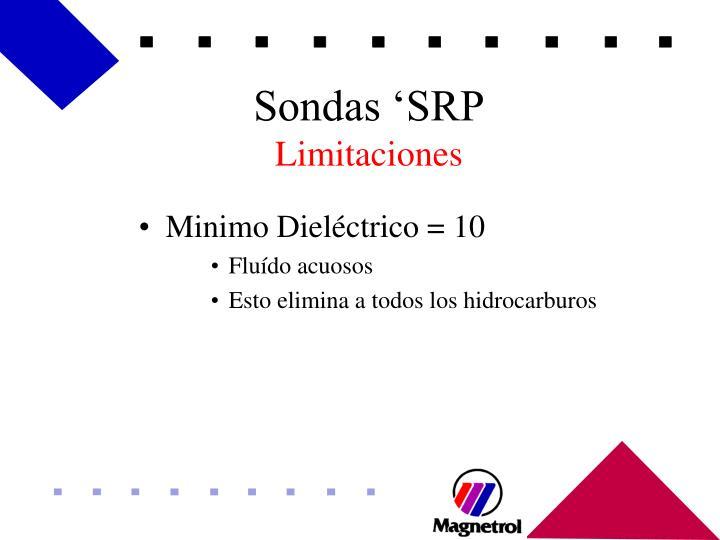 Sondas 'SRP