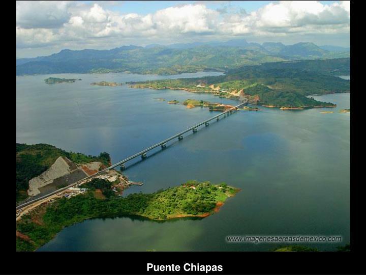 Puente Chiapas