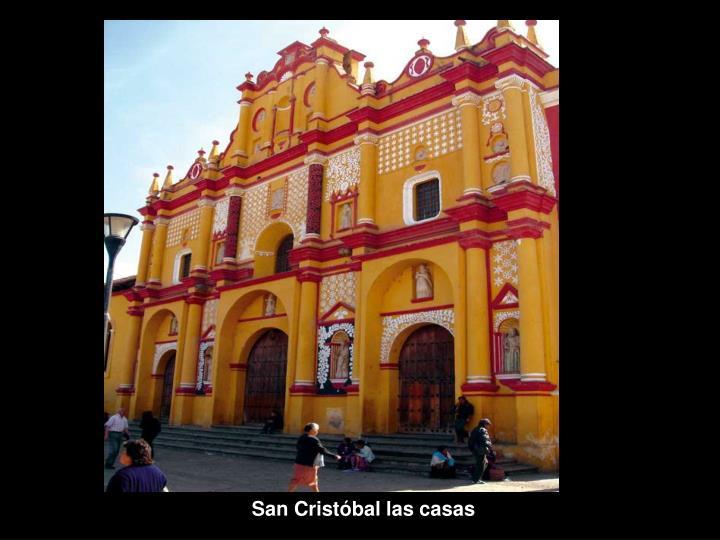 San Cristóbal las casas