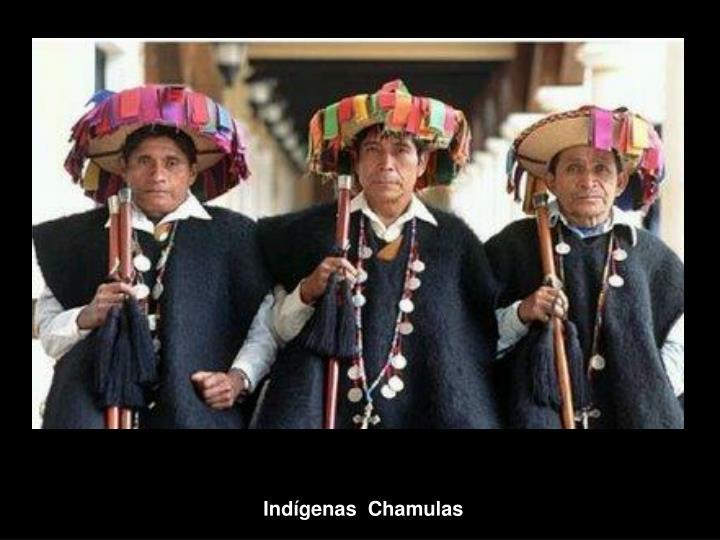 Indígenas  Chamulas