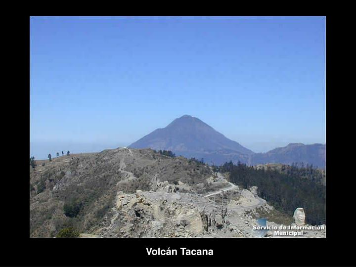 Volcán Tacana