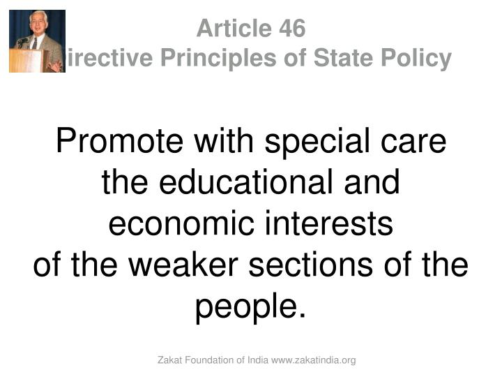 Article 46