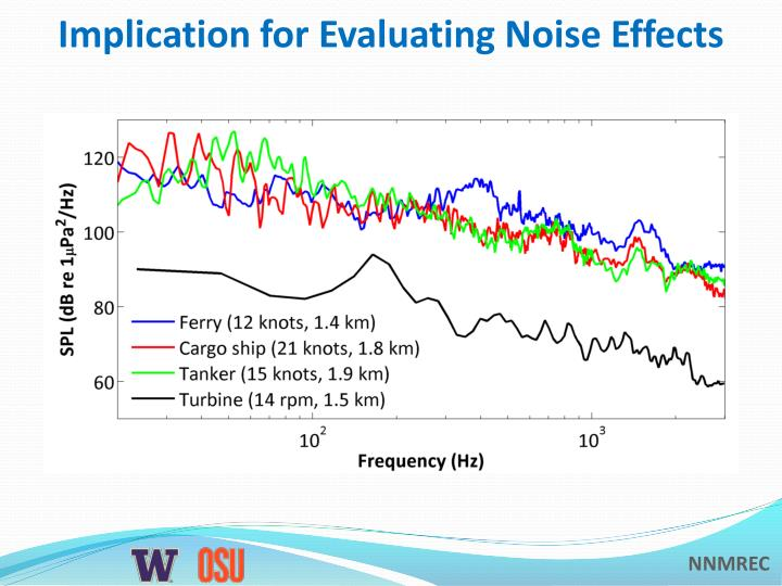 Implication for Evaluating Noise Effects
