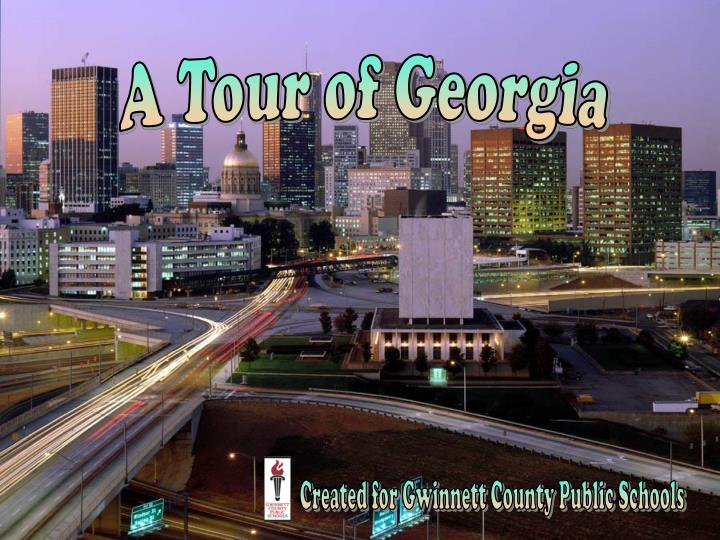 A Tour of Georgia