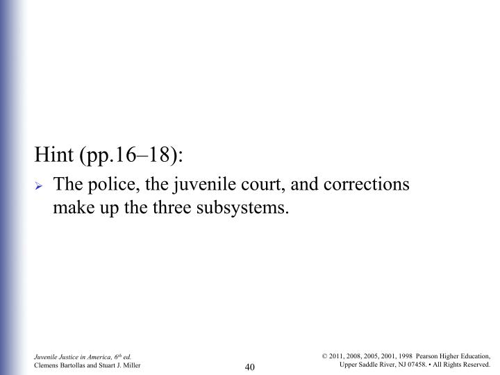 Hint (pp.16–18):