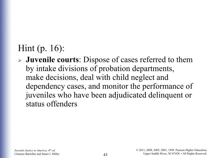 Hint (p. 16):