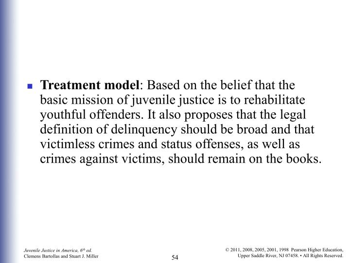 Treatment model