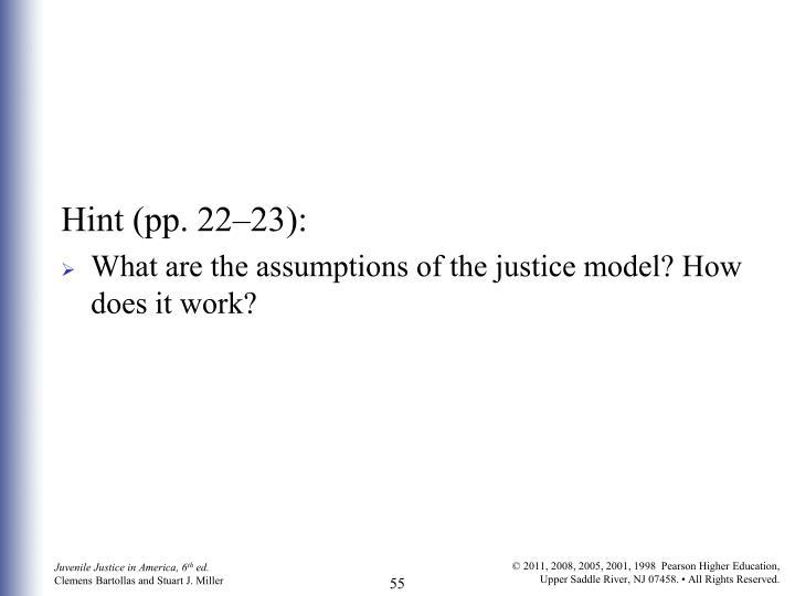Hint (pp. 22–23):