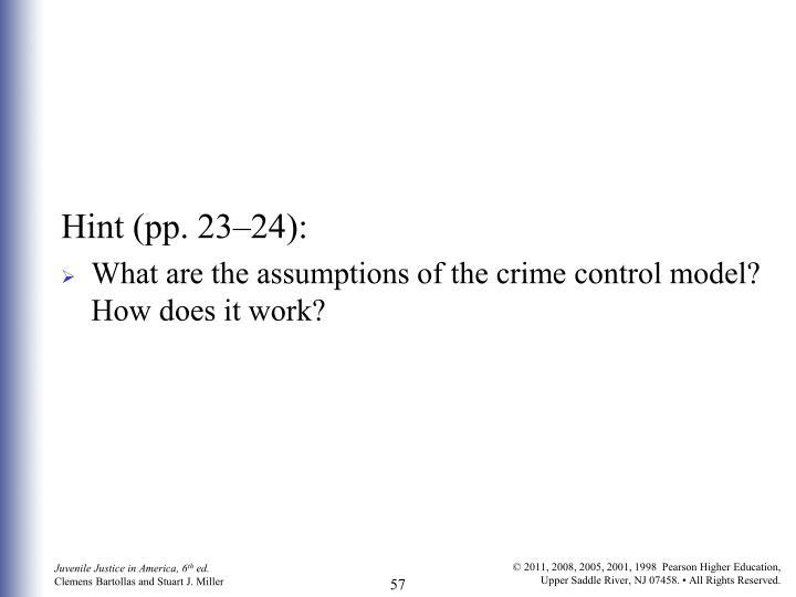Hint (pp. 23–24):