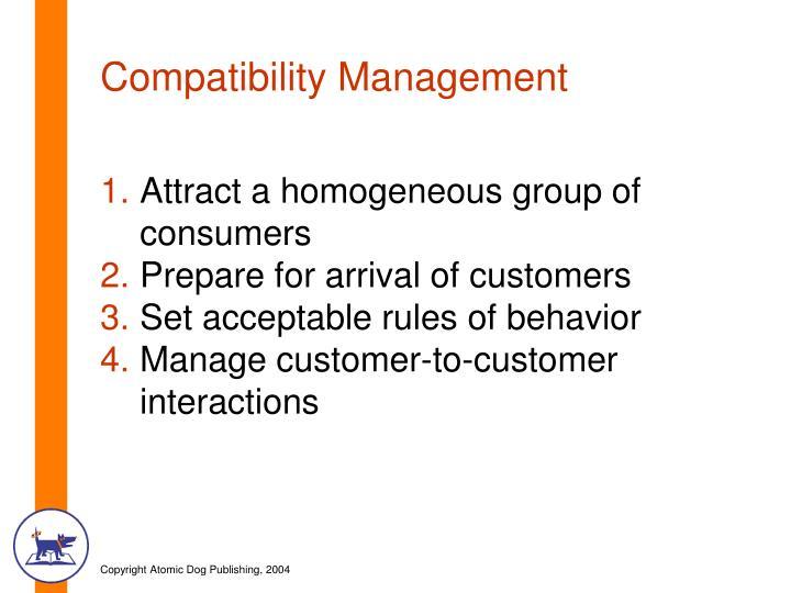 Compatibility Management