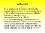 asteroidi