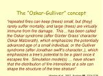 the oskar gulliver concept