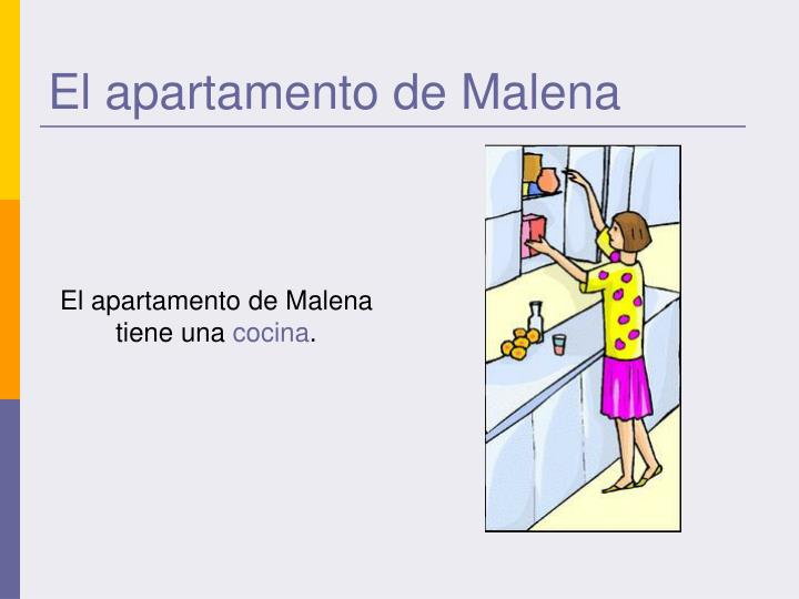 El apartamento de Malena