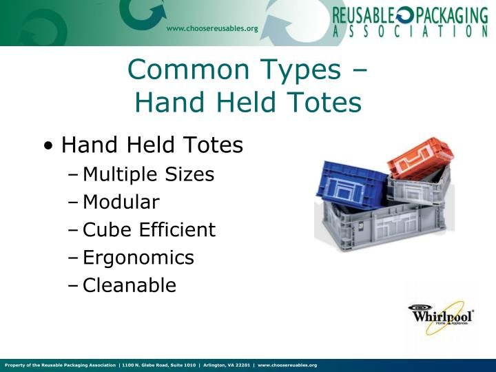Common Types –