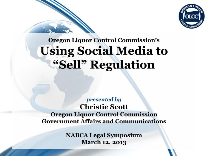 Oregon Liquor Control Commission's