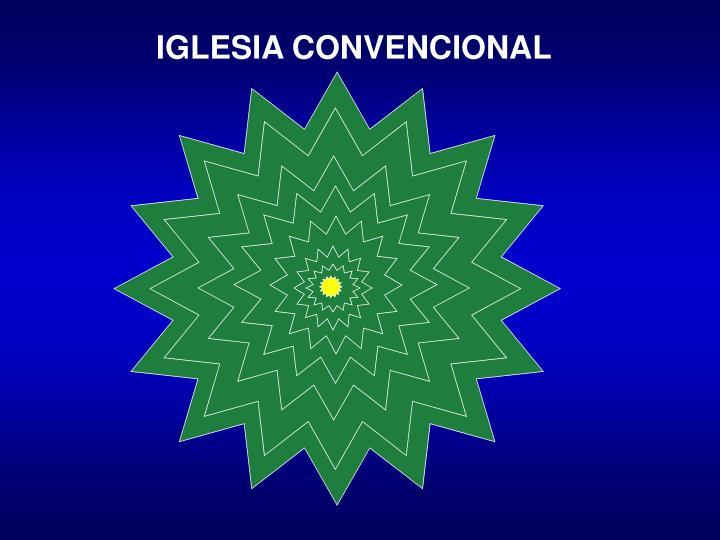 IGLESIA CONVENCIONAL