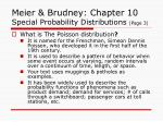 meier brudney chapter 10 special probability distributions page 3