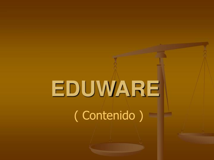 EDUWARE