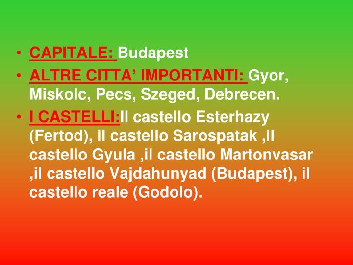 CAPITALE: