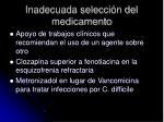 inadecuada selecci n del medicamento2