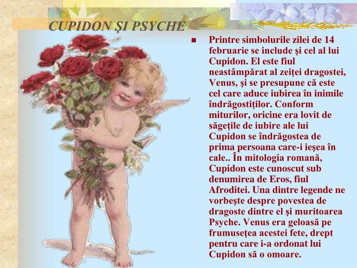 CUPIDON ŞI PSYCHE