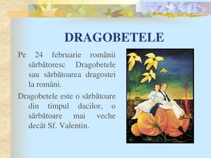 DRAGOBETELE