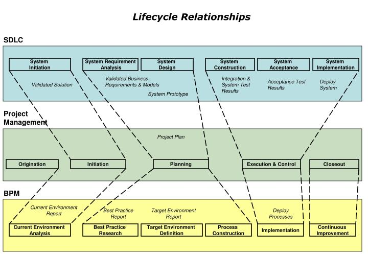 Lifecycle Relationships