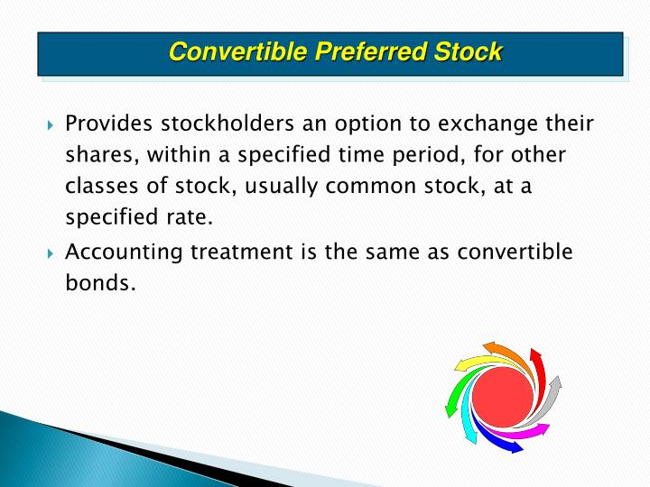 Convertible Preferred Stock