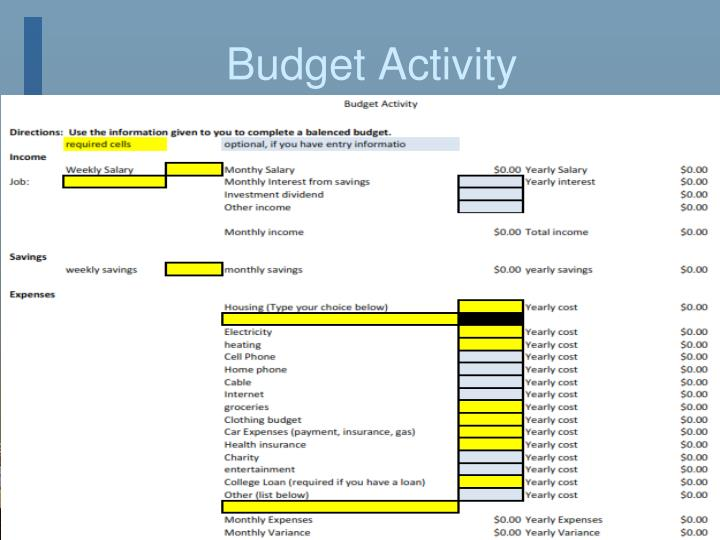 activity based budgeting research papers An introduction to activity based costing and activity based based costing and activity based budgeting in an organisation based on the industry research.
