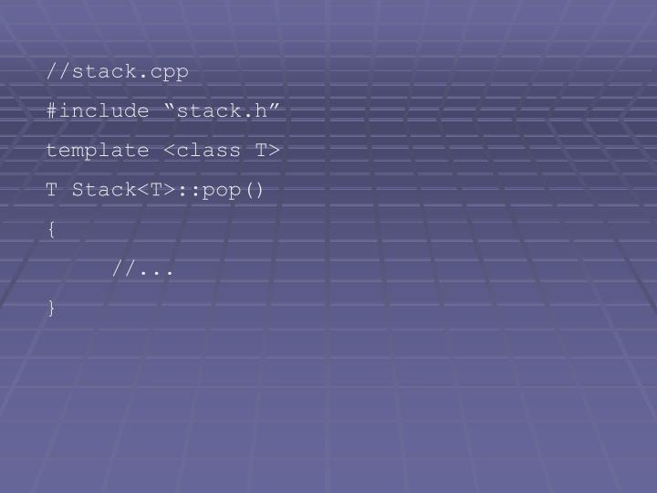 //stack.cpp